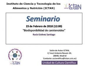 Seminario 2018-02-23