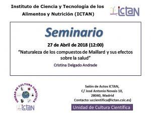 Seminario 2018-04-27