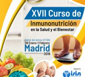XVII  INTERNATIONAL COURSE  ON IMMUNONUTRITION IN HEALTH AND WELLNES