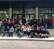 Visita guiada del Colegio Gredos San Diego Alcalá, de Alcalá de Henares, al ICTAN