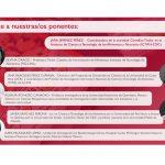 Presentacion ponentes